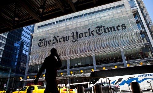 New York Times defends itself against Project Veritas defamation suit
