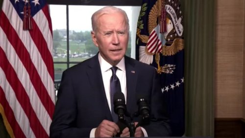 Biden has nearly 90-point approval gap between Democrats, Republicans: poll