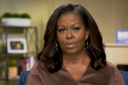 Michelle Obama praises BLM, says she fears for daughters