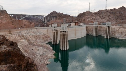 Lake Mead's decline points to scary water future in West