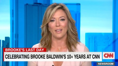 Longtime CNN host Brooke Baldwin gives emotional farewell