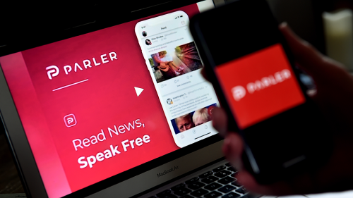 Tim Cook hopes Parler will return to Apple Store