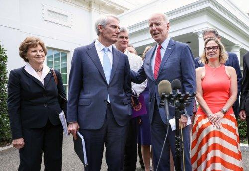 Republicans raise early concerns over Biden infrastructure deal