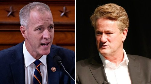 Scarborough, DCCC chairman have heated exchange over 2022 strategy