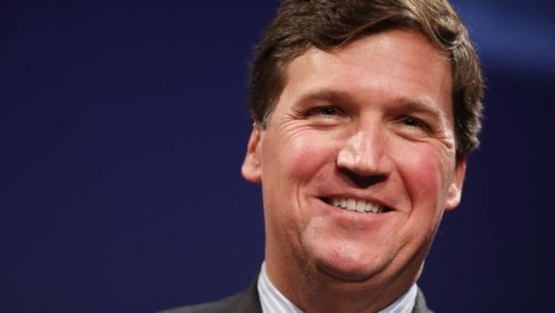 Tucker Carlson's show does dramatic reading of Stacey Abrams romance novel
