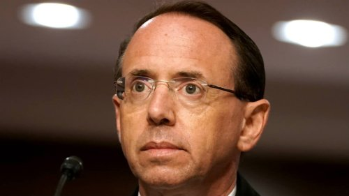 Ex-DOJ official Rosenstein says he was not aware of subpoena targeting Democrats: report