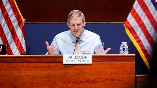 White House slaps down Jim Jordan attack on gas prices