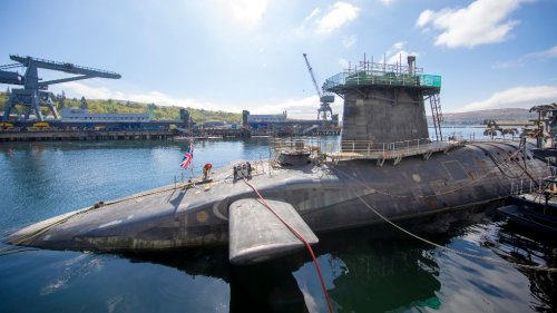 Nuclear subs in Australia will challenge the nonproliferation regime, and China