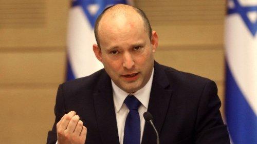 Bennett sworn in as new Israeli prime minister, hails 'beginning of a new day'