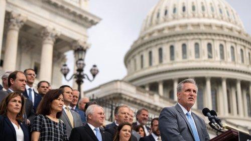 After police rip Trump for Jan. 6, McCarthy again blames Pelosi