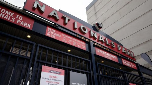 Nationals season opener set for Tuesday amid player infections, quarantines