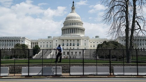 DC delegate pushes for removing Capitol fence despite car attack