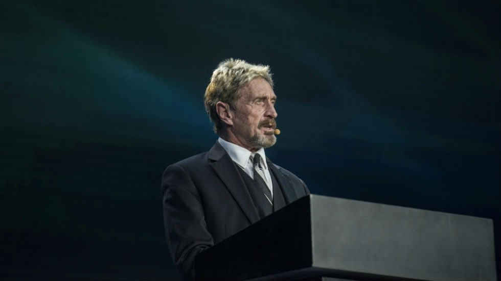 Spanish court approves extradition of John McAfee to US