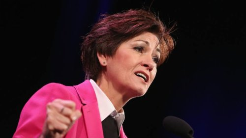 Iowa governor signs bill increasing punishment for protest-related crimes