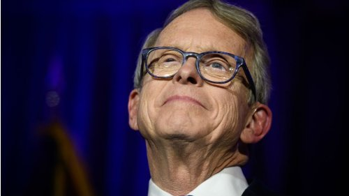 Ohio governor: We can't just 'turn a switch' to reopen the economy