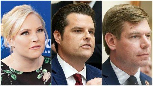 Meghan McCain calls on Gaetz to resign