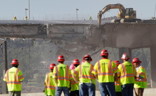 Billions in spending, hundreds of millions in grants — union future influence in the infrastructure bill