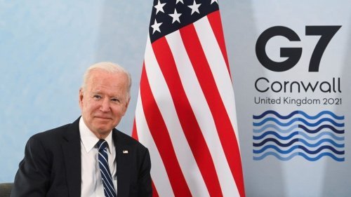 Biden: US donation of 500 million vaccines will 'supercharge' global virus fight