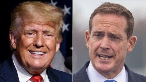 Trump endorsement shakes up GOP Senate primary in NC