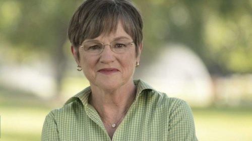 Kansas' Democratic governor set for bruising reelection fight