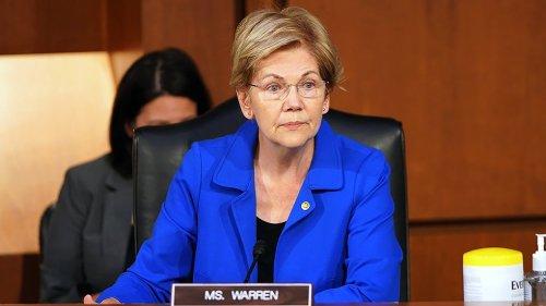 Warren calls for Amazon breakup