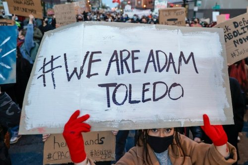 Prosecutor placed on leave following comments about Adam Toledo
