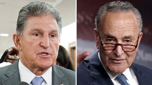 Democrats scramble to unify before election bill brawl