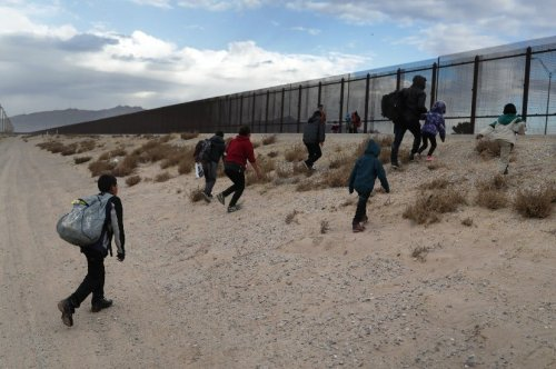 Border surge includes people from countries other than Central America, highlighting terror threat