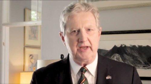 GOP senator sings 'Born Free' to encourage COVID-19 vaccinations
