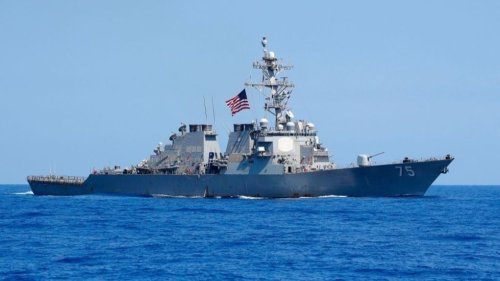 Crucial mission: The United States must shore up its sea power