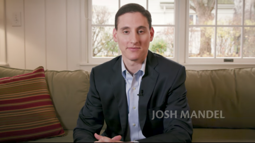 Internal poll shows Mandel leading crowded Ohio Senate GOP primary