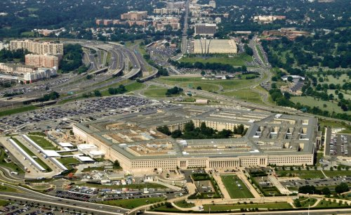 Pentagon confirms legitimacy of Navy pilot's unidentified aerial phenomena video