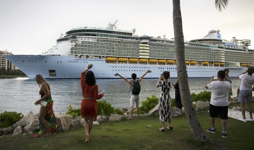 Cruise ships eager to set sail after court victory
