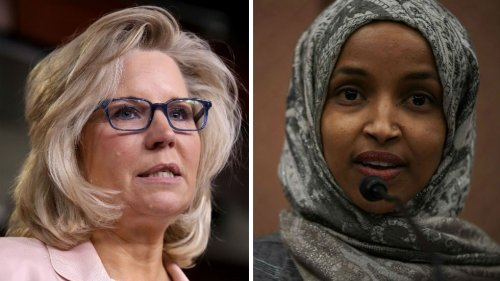 Omar says Cheney 'as right-wing as they come' but removal 'shameful'
