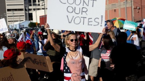 47 percent of Republicans say time will come 'to take the law into their own hands': poll