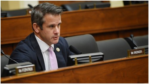 Kinzinger: Republicans who join 'America First Caucus' should be stripped of committees