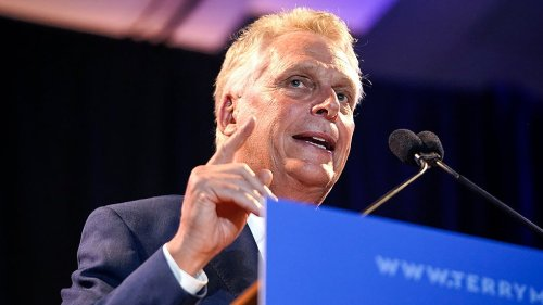 McAuliffe leading Youngkin by 4 points in Virginia governor race: poll