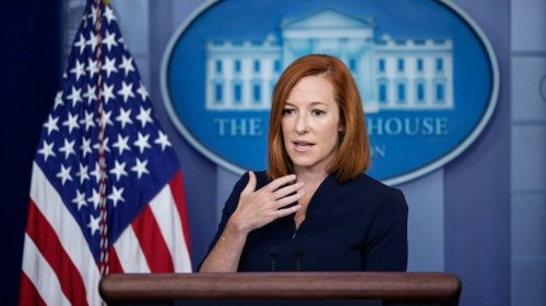 White House on unvaccinated Americans: Our role is not to 'place blame'