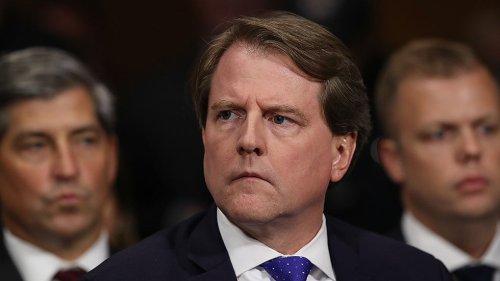 Democrats claim vindication, GOP cries witch hunt as McGahn finally testifies
