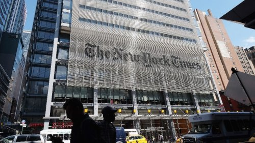 OAN staffer fired after he blasts network in NYT