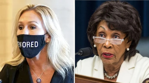 Marjorie Taylor Greene to introduce resolution to expel Maxine Waters