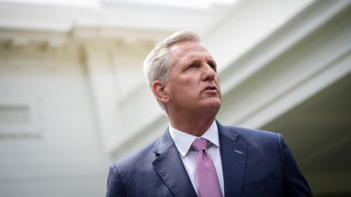 McCarthy brushes off questions about GOP lawmakers downplaying Jan. 6 violence
