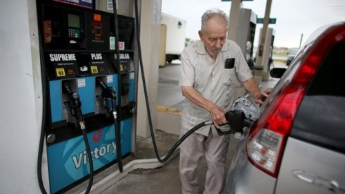 71 percent of gas stations in Charlotte area out of fuel