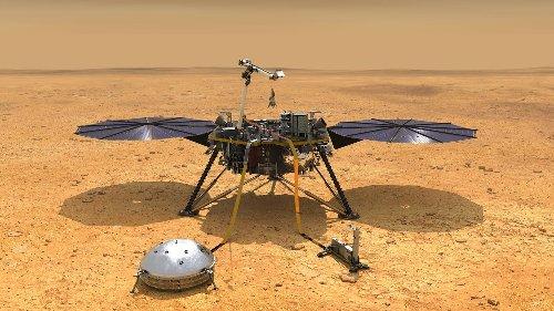 NASA's Mars lander is in emergency hibernation — and it could die
