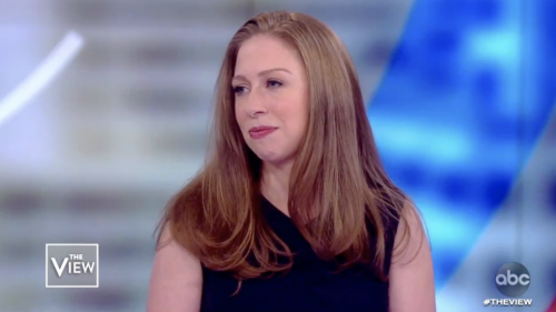 Chelsea Clinton: Pics of Trump getting vaccinated would help him 'claim credit'