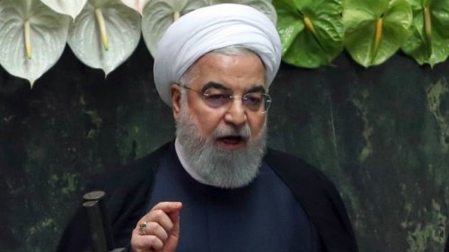 Rouhani says Iran 'did not tell part of the truth' during his time in office
