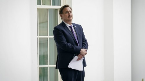 My Pillow CEO Mike Lindell says Costco has stopped selling his products