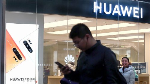 Huawei to move toward software development in wake of US restrictions