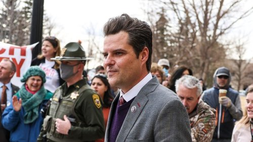 Associate indicted in Gaetz scandal cooperating with DOJ: report