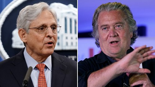 All eyes on Garland after Bannon contempt vote